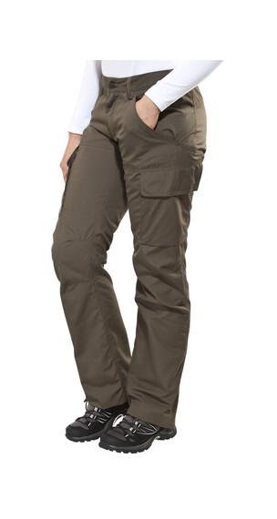 Lundhags Jonten - Pantalon Femme - marron